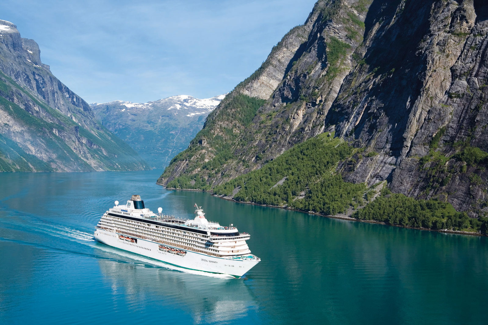 crystal cruises 2016 itineraries